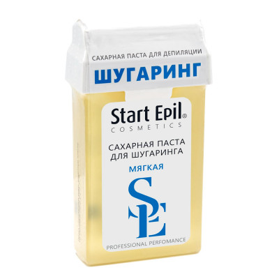 Паста сахарная для депиляции в картридже Мягкая Aravia Professional Start Epil 100 г: фото