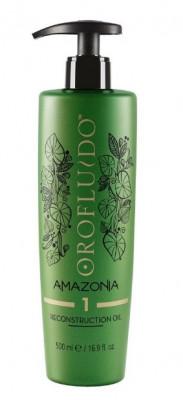Масло восстанавливающее Шаг 1 Orofluido Reconstruction Oil Amazonia 500 мл: фото