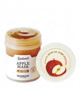 Маска для лица с фруктовыми кислотами SKINFOOD Freshmade Apple Mask 90мл: фото