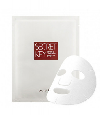 Маска листовая SECRET KEY Starting Treatment Essential Mask Pack 30гр: фото