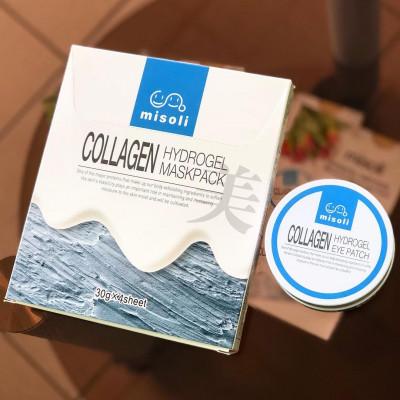 Набор косметики Misoli Collagen: фото