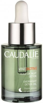 Масло-детокс ночное Caudalie Vine Activ 30мл: фото