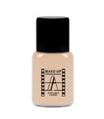 Тон-флюид антивозрастной Make-Up Atelier Paris 2B 5AFL2B светло-бежевый 5мл: фото