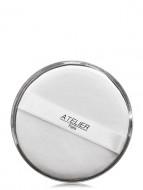Пуховка для пудры Make-Up Atelier Paris HOUP диаметр 100мм: фото