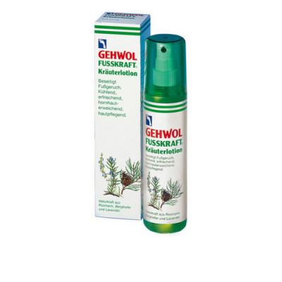 Лосьон травяной Gehwol Fusskraft 150мл: фото