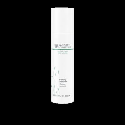 Тоник смягчающий увлажняющий без спирта Janssen Cosmetics Calming Freshener 250мл: фото
