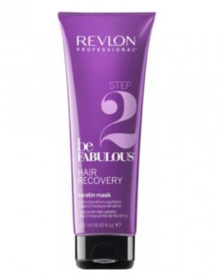 Маска с кератином Шаг2 Revlon Professional BF RECOVERY STEP 2 250мл: фото