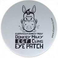 Патчи для глаз с молочными протеинами Elizavecca Donkey Piggy Donkey Milky EGF Сling Eye Patch 60шт: фото