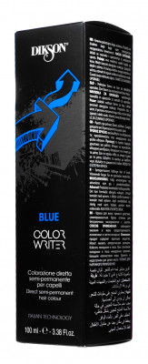 Прямой краситель Dikson Color Writer BLUE 100мл: фото