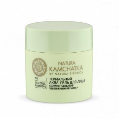 Аква-гель термальный для лица Natura Siberica Моментальное увлажнение кожи 50 мл: фото