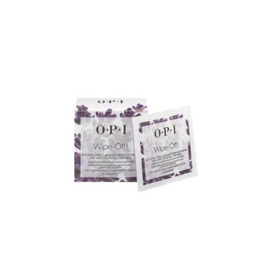 Салфетки без ацетона для снятия лака OPI Wipe-Off! Acetone-Free Lacquer Remover Wipes 10 шт: фото