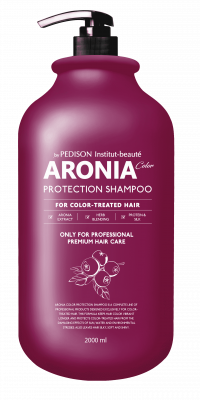 Шампунь для волос АРОНИЯ EVAS Pedison Institute-beaut Aronia Color Protection Shampoo 2000 мл: фото