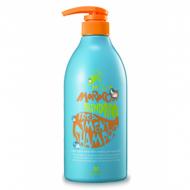 Шампунь с марокканским аргановым маслом MIZON Moroccan Treatment Shampoo: фото