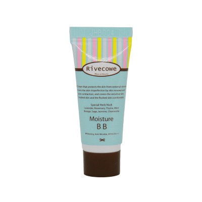 Тональный крем RIVECOWE Beyond Beauty Moisture BB SPF 43 РА+++ 40мл: фото
