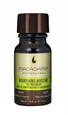 Масло-уход увлажняющий Macadamia Nourishing Moisture Oil Treatment 10мл: фото