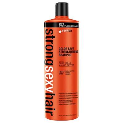 Шампунь для прочности волос SEXY HAIR Strengthening shampoo 1000мл: фото