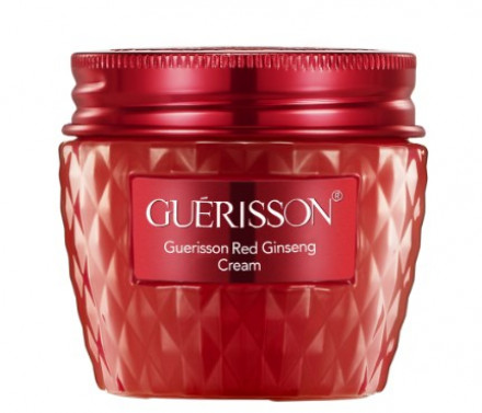 Крем для лица с женьшенем Guerisson Red Ginseng Cream 60г: фото
