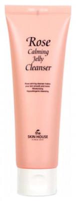 Гель для умывания THE SKIN HOUSE Rose Calming Jelly Cleanser 120мл: фото