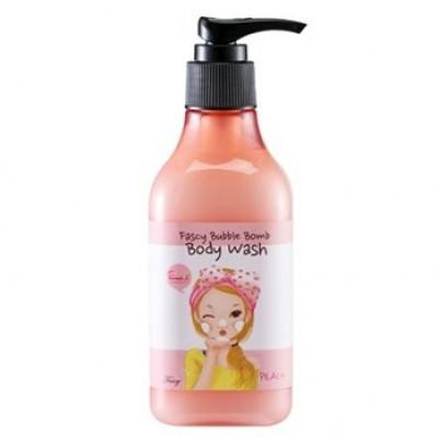 Гель для душа персиковый Fascy Bubble Bomb Body Wash Peach 250мл: фото