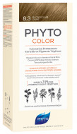 Краска для волос Phytosolba Phyto COLOR 8.3 Светлый золотистый блонд: фото
