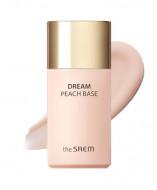 База под макияж THE SAEM Dream Peach Base 30мл: фото