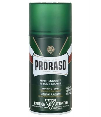 Пена для бритья освежающая PRORASO Eucalyptus 300 мл: фото