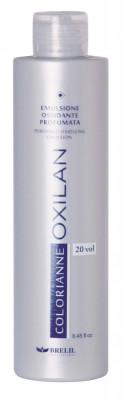 Окислительная эмульсия Brelil Oxilan Perfumed Emulsion 20 vol. 6% 250мл: фото
