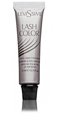 Краска для бровей и ресниц LEVISSIME #3-7 цвет коричневый 15 мл: фото