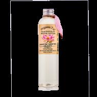Гель для душа безсульфатный с экстрактом королевского лотоса Organic Tai Natural Shower Gel Royal Lotus 260 мл: фото