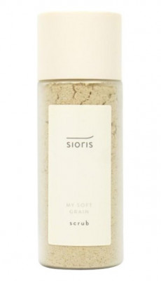 Скраб Очищающий энзимный Sioris My Soft Grain Scrub 45 г: фото