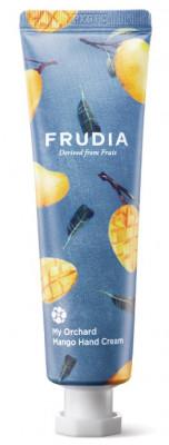 Крем для рук увлажняющий c манго Frudia My Orchard Mango Hand Cream 30 г: фото