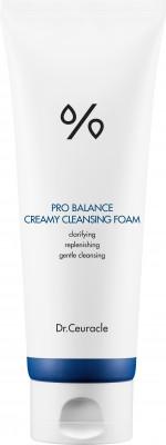 Пенка для умывания с пробиотиками Dr.Ceuracle Pro-balance Creamy Cleansing Foam 150 мл: фото