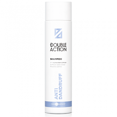 Шампунь против перхоти HAIR COMPANY Double Action Anti-Dandruff Shampoo 250мл: фото