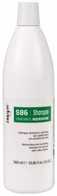 Шампунь увлажняющий и питательный для сухих волос Dikson SHAMPOO NOURISHING S86 1000 мл: фото