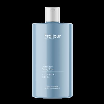 Тонер для лица УВЛАЖНЯЩИЙ EVAS Fraijour Pro-moisture creamy toner 500 мл: фото
