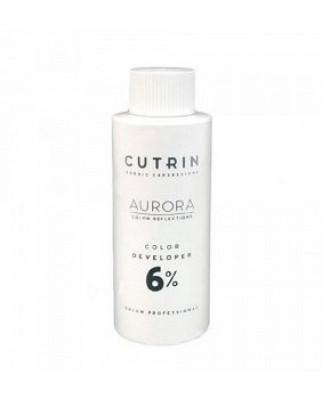 Окислитель 6% CUTRIN AURORA 60 мл: фото