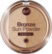 Пудра бронзирующая с пантенолом Bell Bronze Sun Powder Panthenol Тон 20: фото