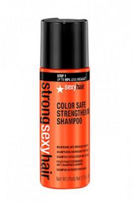 Кондиционер для прочности волос SEXY HAIR Strengthening conditioner 50мл: фото