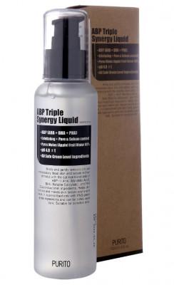 Эссенция для обновления кожи с кислотами PURITO ABP Triple Synergy Liquid 160мл: фото