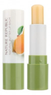 Бальзам для губ NATURE REPUBLIC Natural Butter Lipbalm 04 MANGO 4г: фото