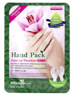 Тканевая маска для интенсивного ухода за руками MBeauty HAND PACK INTENSIVE TREATMENT 1 пара: фото