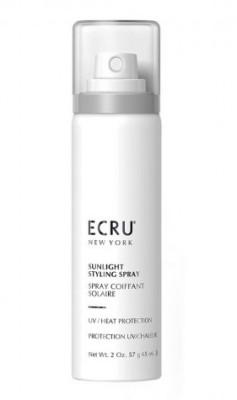 Лак сухой подвижной фиксации ECRU Sunlight Styling Spray 65мл: фото