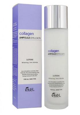 Ампульная эмульсия с коллагеном Ekel Collagen Ampoule Emulsion 150мл: фото