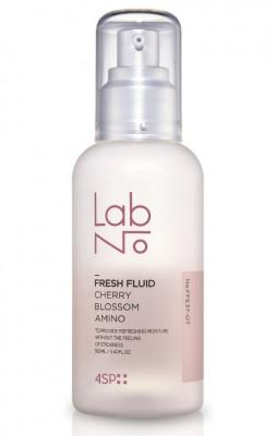 Флюид с аминокислотой и вытяжкой из цветов вишни LabNo 4SP Cherry Blossom Amino Fresh Fluid 160 мл: фото