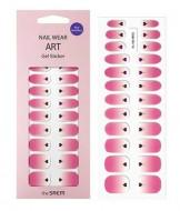 Наклейки для ногтей THE SAEM Nail Wear Art Gel Sticker 04 Love Daze: фото