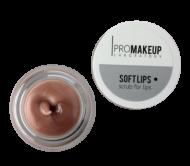 Скраб для губ PROMAKEUP laboratory SOFT LIPS шоколад 6г: фото
