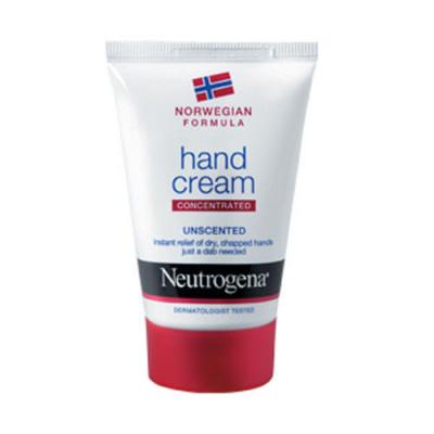 Крем для рук без запаха Neutrogena 50мл: фото