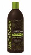 Интенсивно увлажняющий кондиционер для нормальных и поврежденных волос Kativa Macadamia 500мл: фото