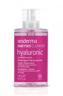 Лосьон липосомальный увлажняющий антивозрастной для снятия макияжа Sesderma SENSYSES CLEANSER Hyaluronic 400 мл: фото