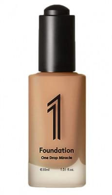 Тональная основа для лица 1 Foundation One Drop Miracle Air Tint оттенок #Y25: фото